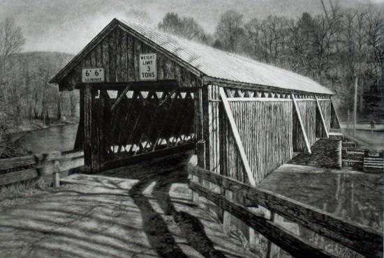 Takuji Kubo - Beaverkill Bridge