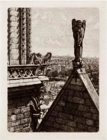 Takuji Kubo - La Ange (Notre Dame de Paris)
