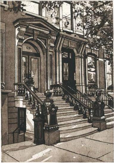 Walter Buttrick - Brooklyn Heights