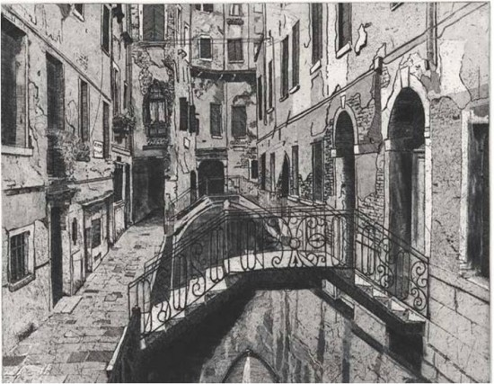 Walter Buttrick - Venice Canal