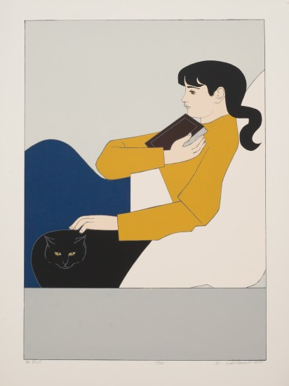Will Barnet - Prints - Book, The