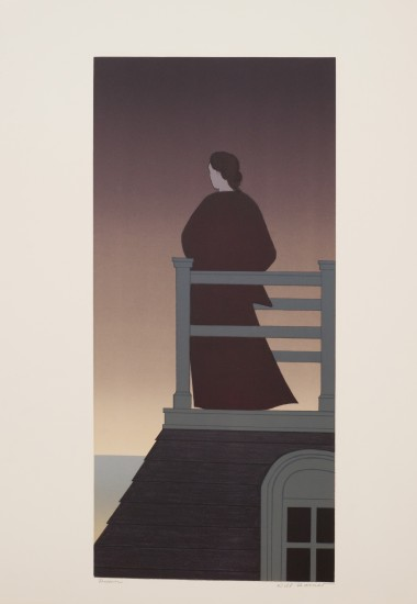 Will Barnet - Prints - Dawn