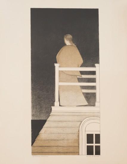 Will Barnet - Prints - Widow's Walk