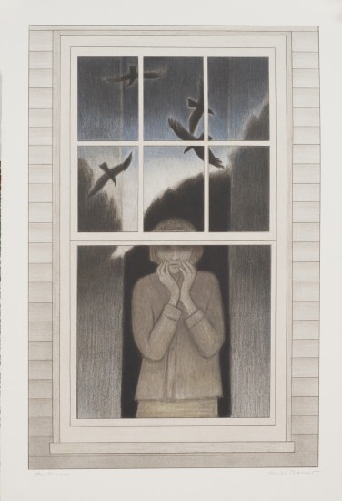 Will Barnet - Prints - The Dream