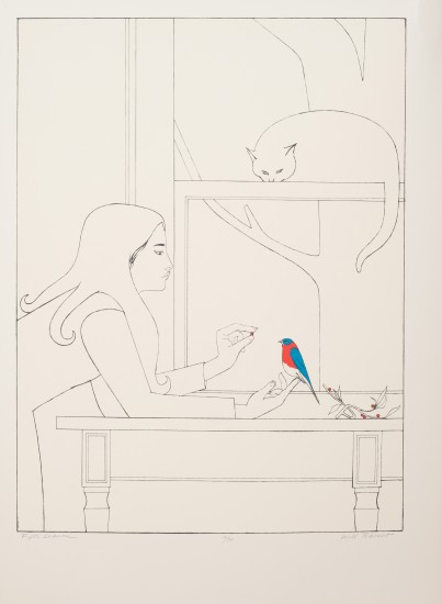 Will Barnet - Prints - Fifth Season