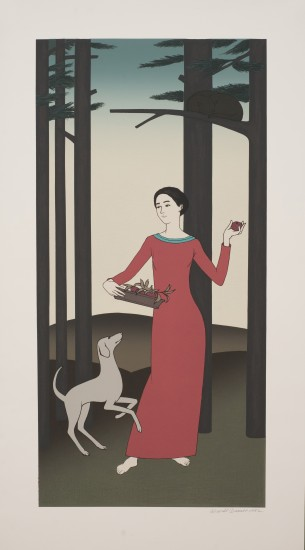 Will Barnet - Prints - Persephone