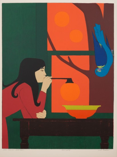 Will Barnet - Prints - Silent Seasons: Summer