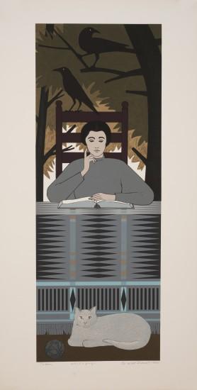 Will Barnet - Prints - Totem