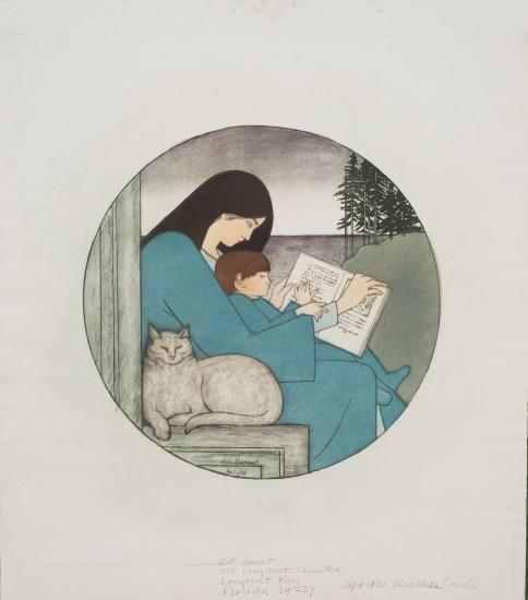 Will Barnet - Prints - Twilight