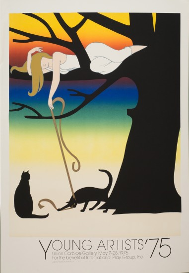 Will Barnet - Prints - Play Poster