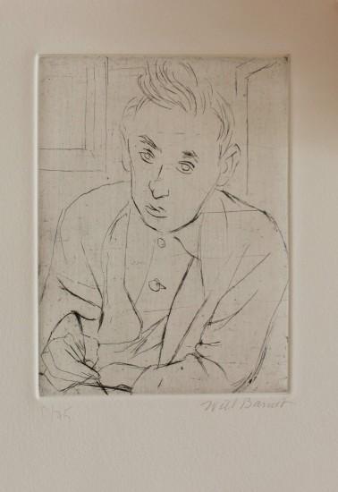 Will Barnet - Prints - Gentleman