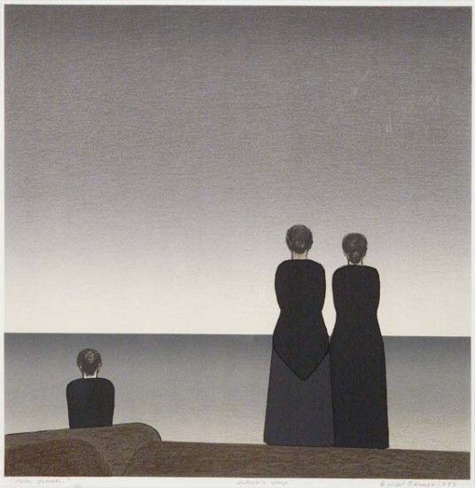 Will Barnet - Prints - Peter Grimes