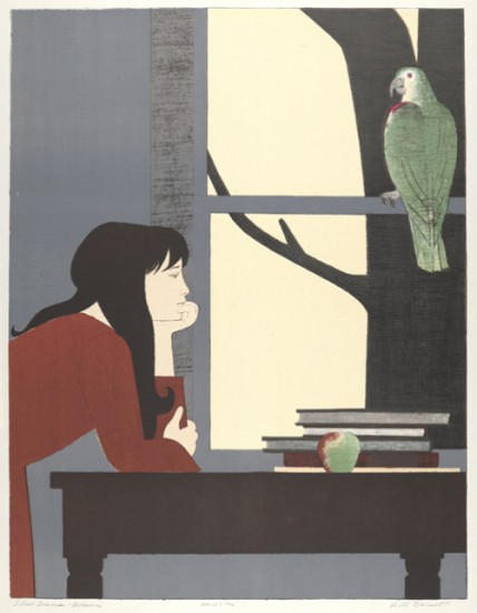 Will Barnet - Prints - Silent Seasons - Autumn