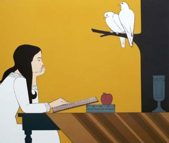 Will Barnet - Prints - Introspection - 5733