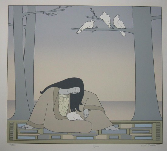 Will Barnet - Prints - Paean