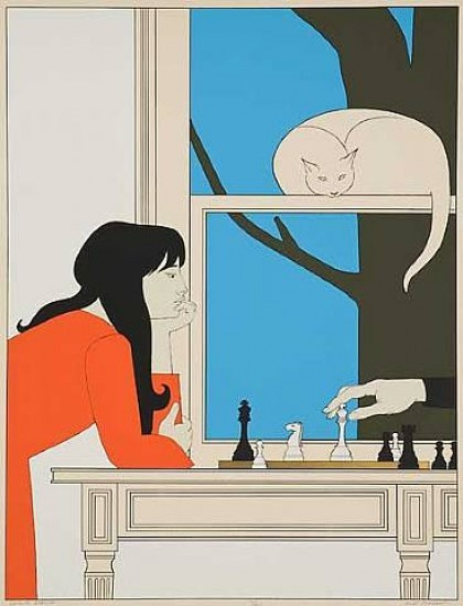 Will Barnet - Prints - Seventh Season