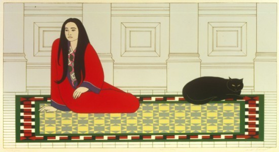 Will Barnet - Prints - Soliloquy