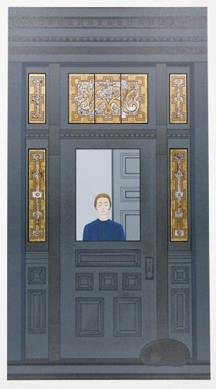 Will Barnet - Prints - Doorway, The