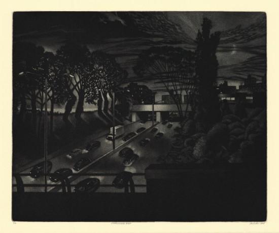 William Behnken - Approaching Night