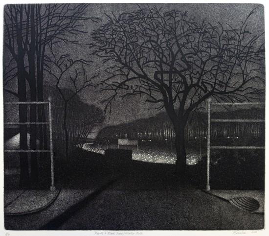 William Behnken - Pearls and Black Lace / Winter Dusk