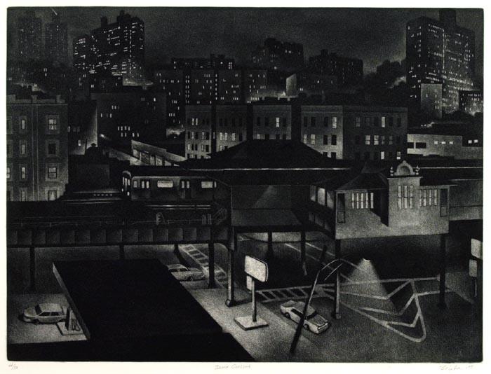 William Behnken - Bronx Crossing