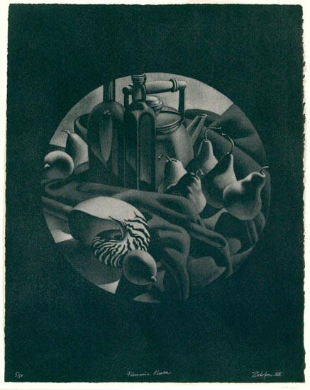 William Behnken - Fibonaccis Chamber