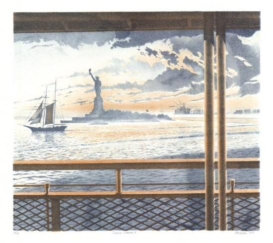 William Behnken - Summer Crossing II